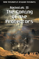 Place your order for Rockoids II: The COming of the Protectors for